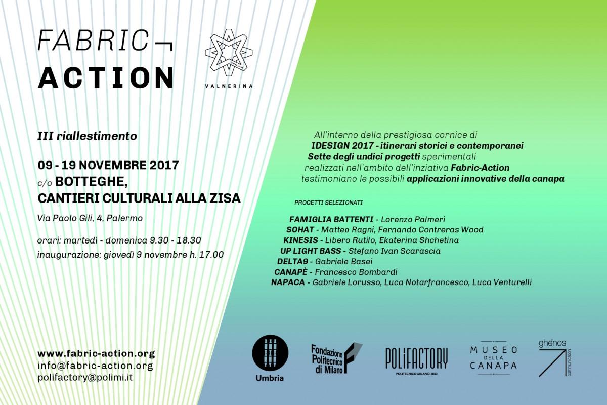 Fabric-Action c/o Botteghe, cantieri culturali alla Liza