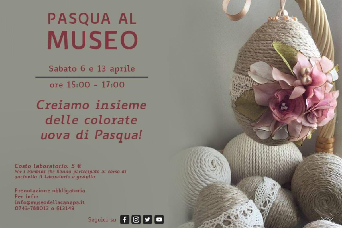 Pasqua al Museo - Uova decorate
