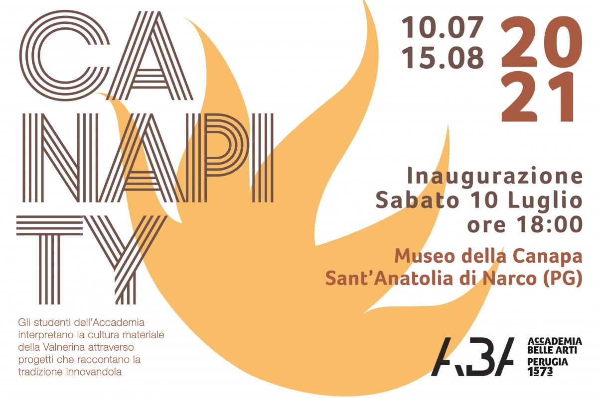 Canapity, in mostra gli oggetti di design più innovativi ispirati alla Valnerina